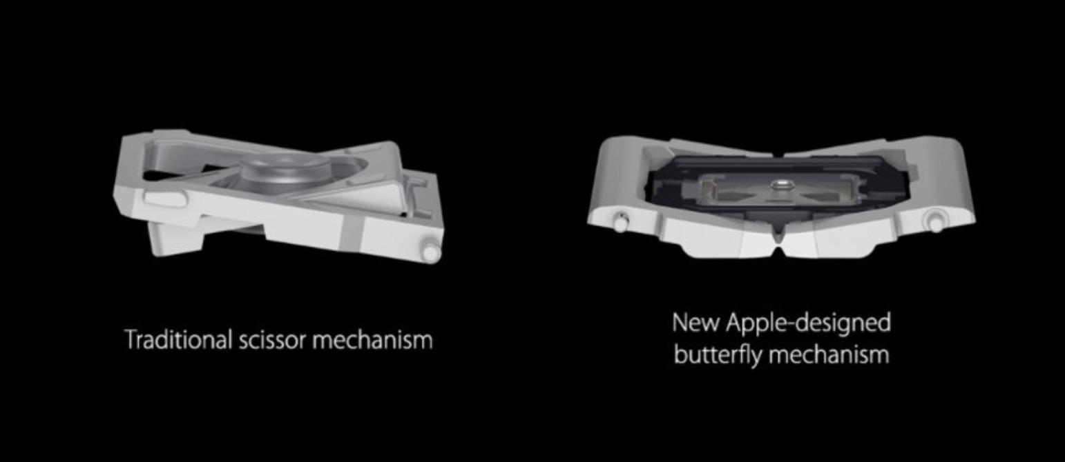 Apple admits MacBook Pro keyboard issue with repair program