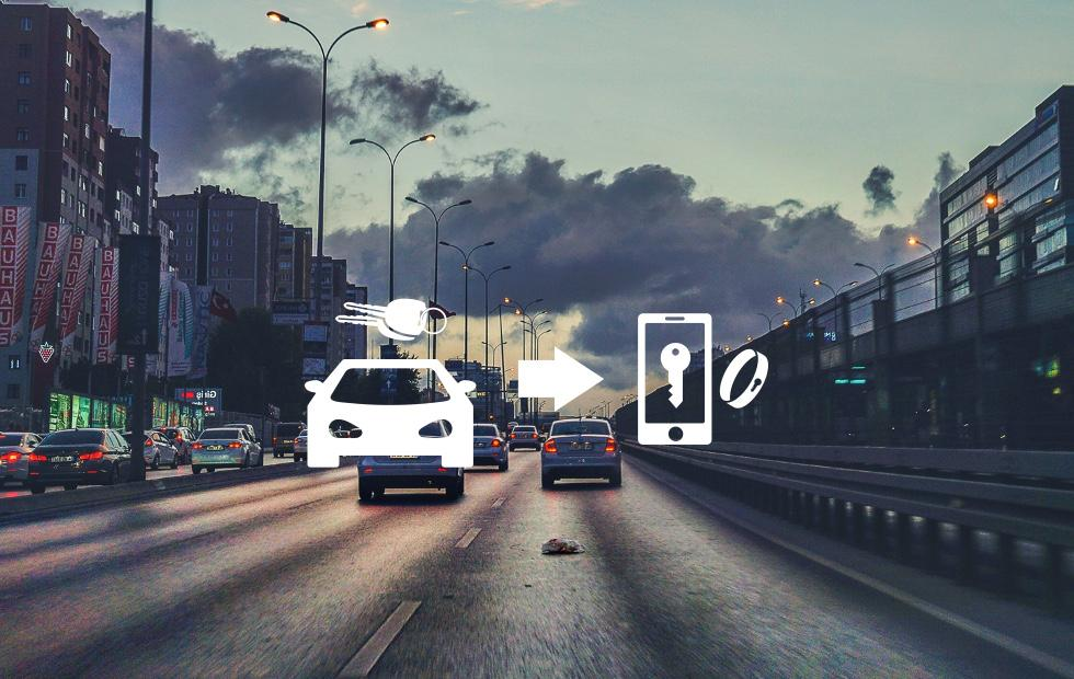 CCC Digital Key spec turns smartphones into car keys