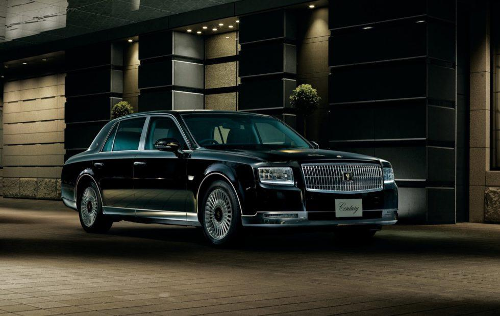 The Weird Wonderful New Toyota Century Epitomizes Anese Priorities