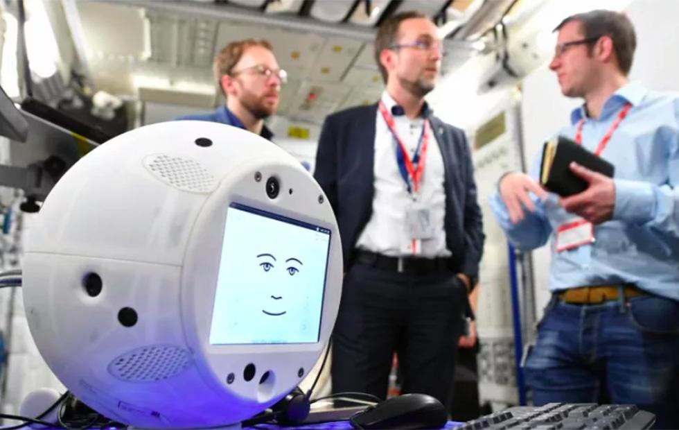 This floating AI robot is headed to the ISS: 5 things to know