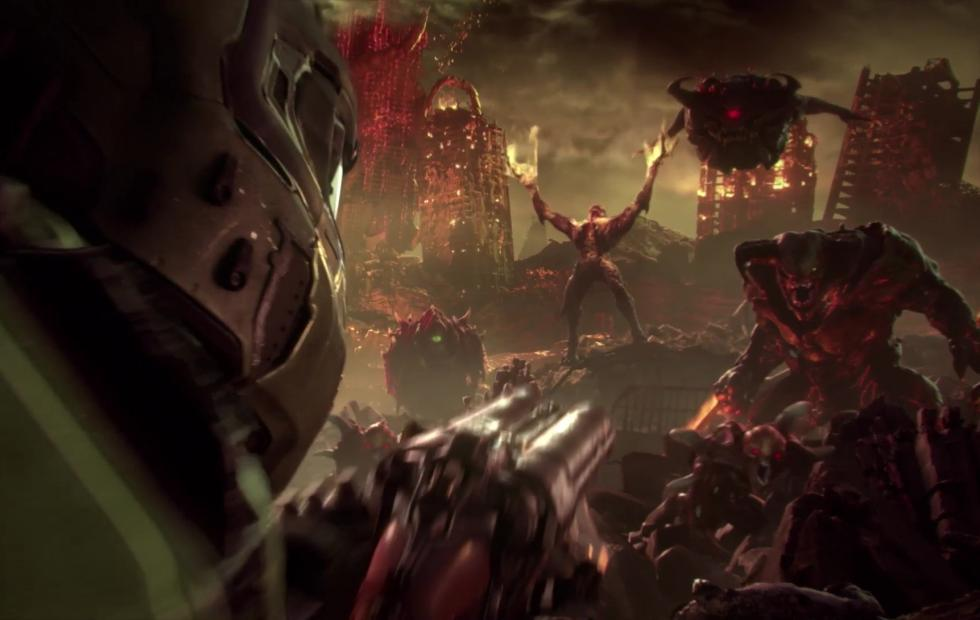 DOOM Eternal is the sequel you didn't see coming
