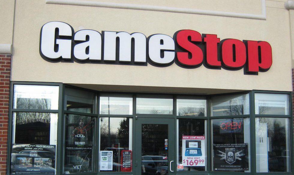 "GameStop confirms ""exploratory"" buyout talks"