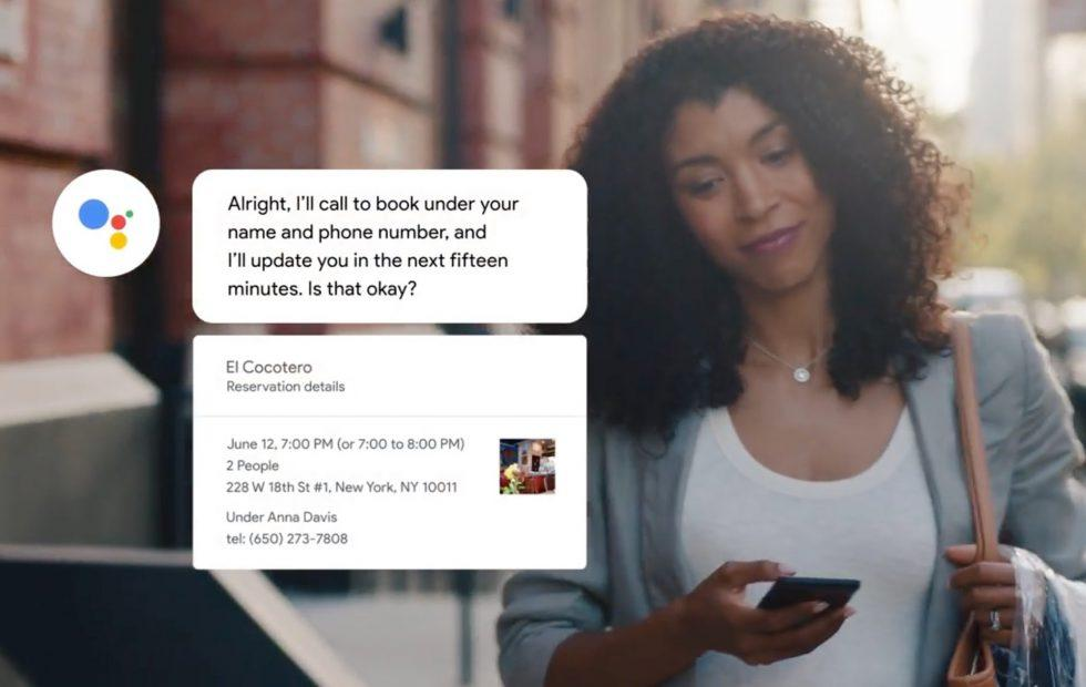 Google Duplex is about to start calling businesses for real