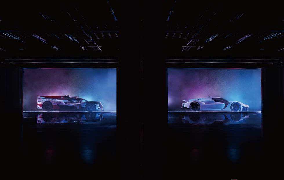 Toyota's next-gen GR Super Sport Concept heralds future super sports car
