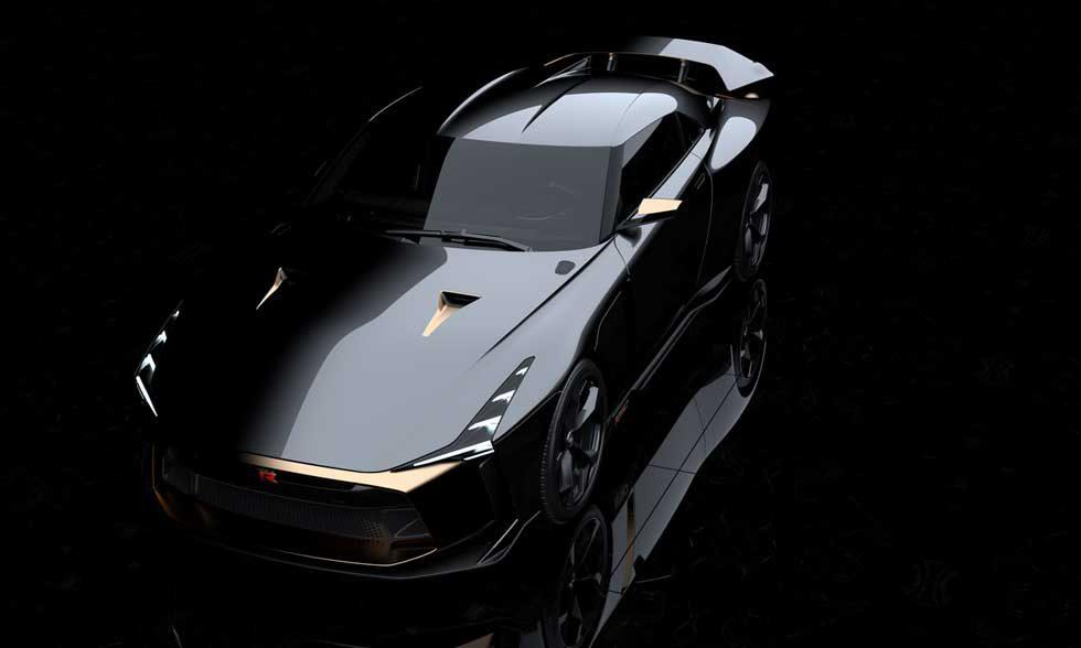 Nissan GT-R50 by Italdesign debuts in Europe next month