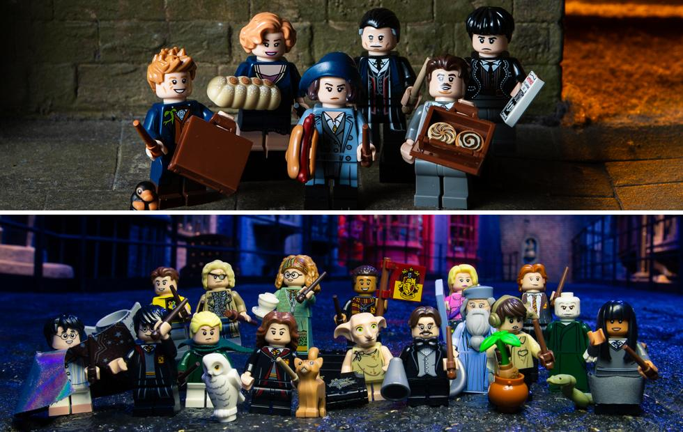 Harry Potter LEGO Minifigures will empty your wallet in August