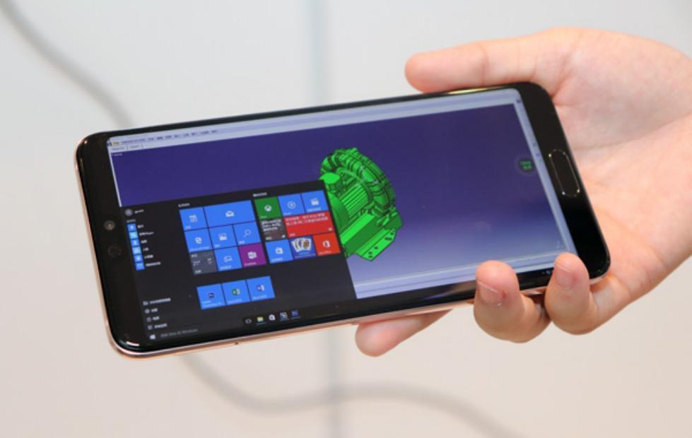 Huawei Cloud lets you run Windows 10 on a Huawei phone