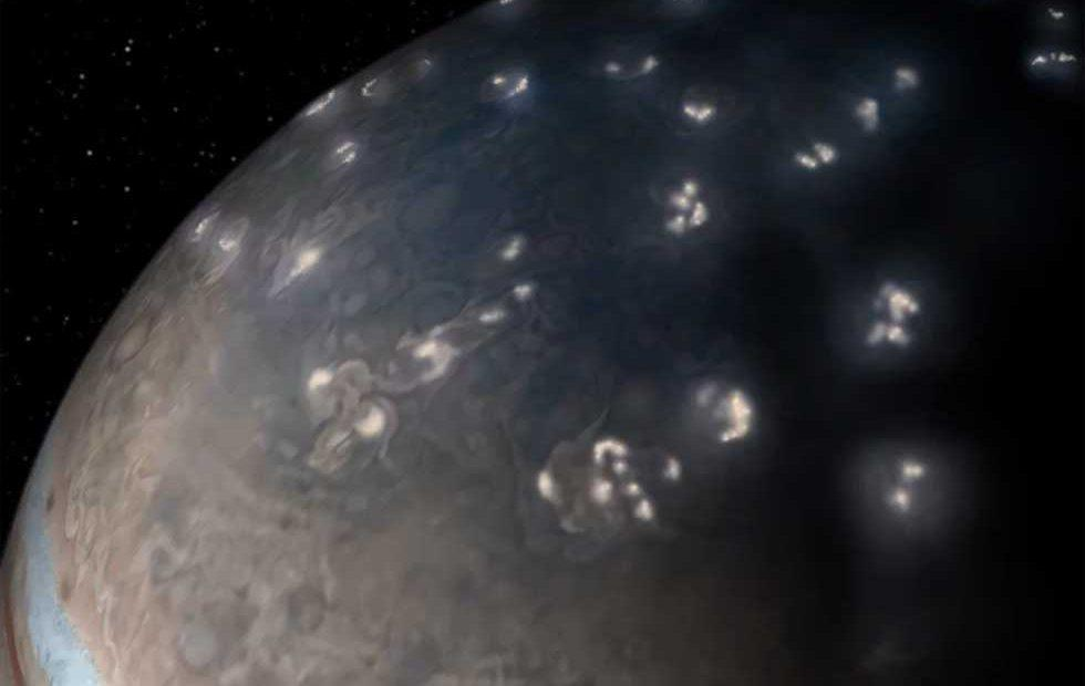 Jupiter's lightning is more frequent than expected and very Earth-like