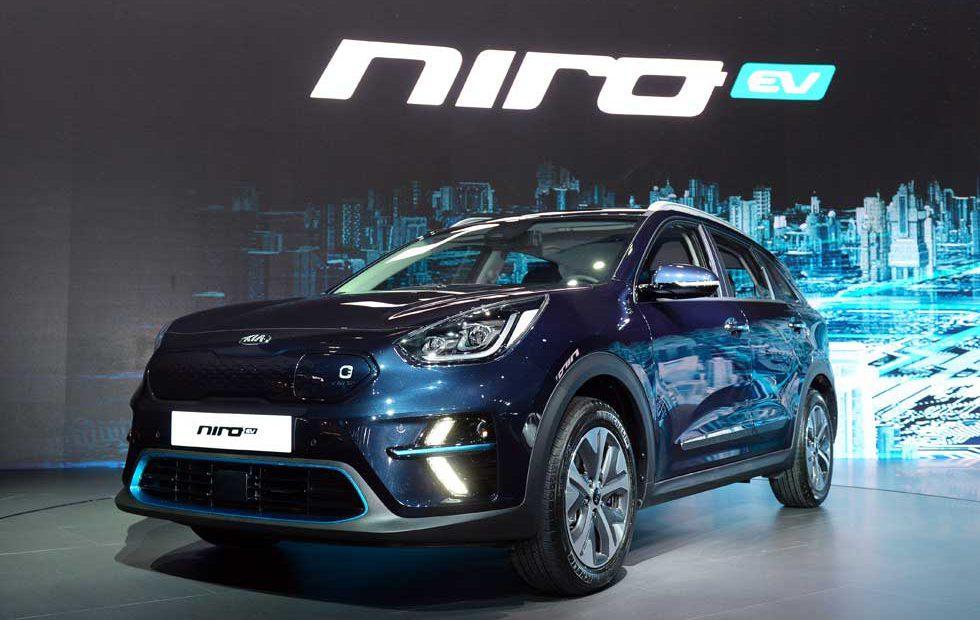 Kia Niro EV gets official at Busan Motor Show