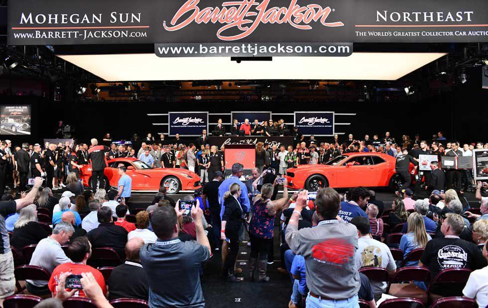 """Dodge """"The Ultimate Last Chance"""" auction racked up $1 Million for charity"""