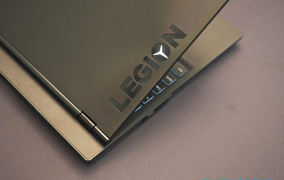 2018 Lenovo Legion gaming notebooks detailed: Up Close