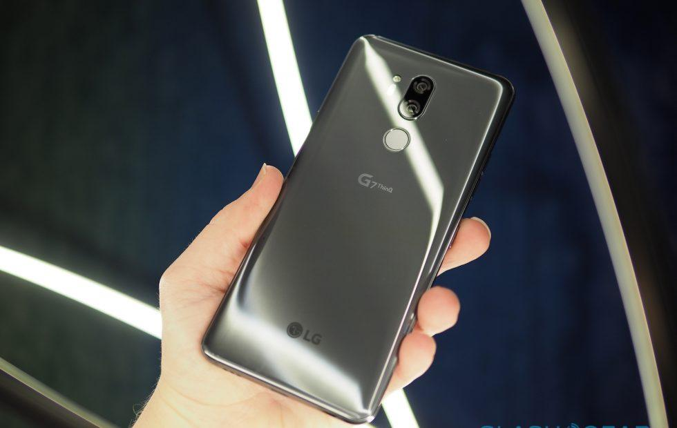 Project Fi's LG G7 and LG V35 are up for preorder now