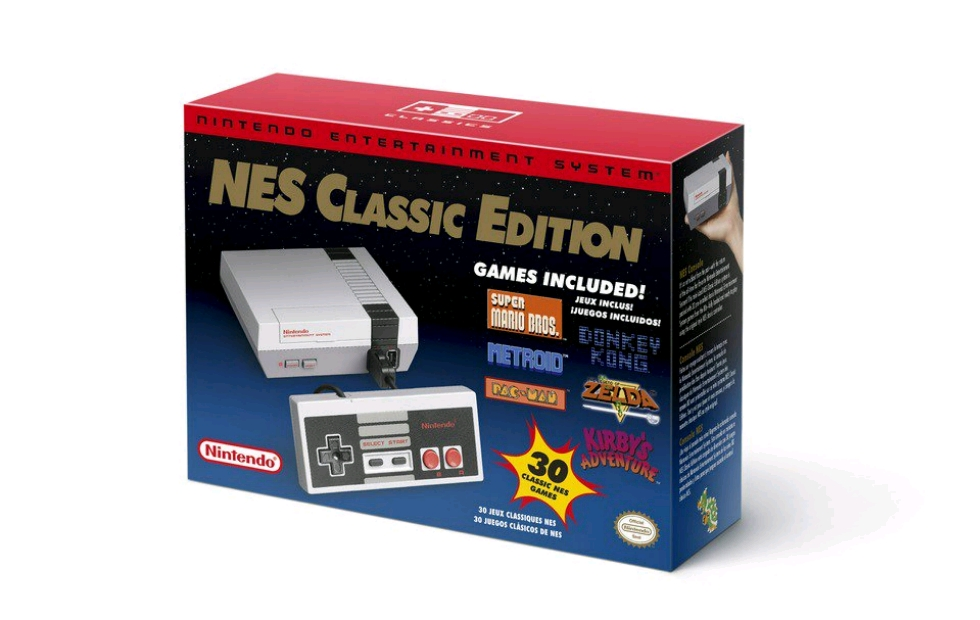 NES Classic stock: There's still time to order if you're quick