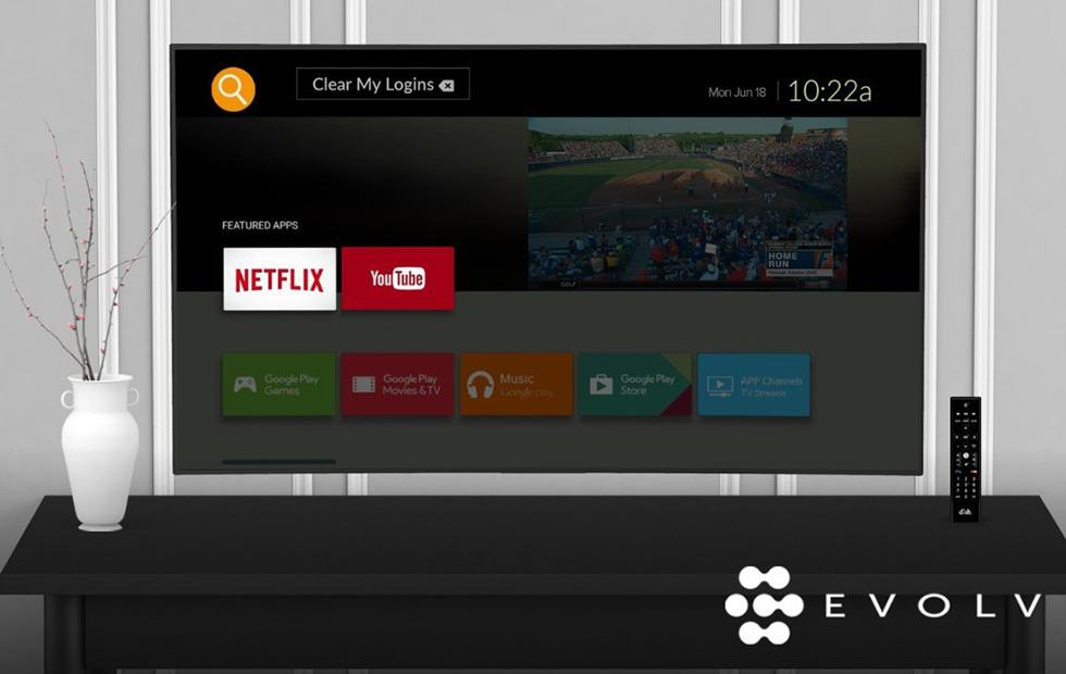 DISH Evolve integrates Netflix with hotel room TVs