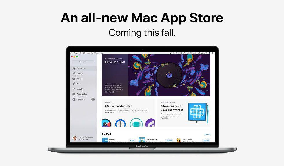 New Mac App Store revealed: video previews, tips and more