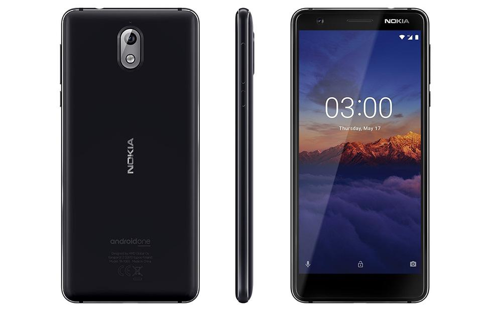 Nokia 3.1 budget phone preorders arrive in the US