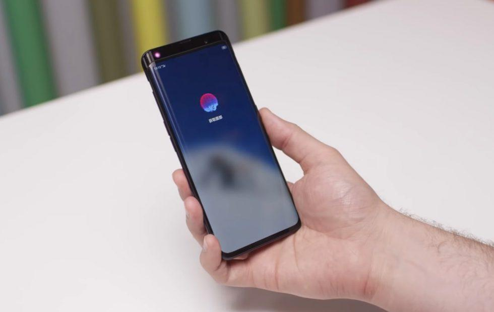 Oppo Find X avoids the notch with a motorized camera array