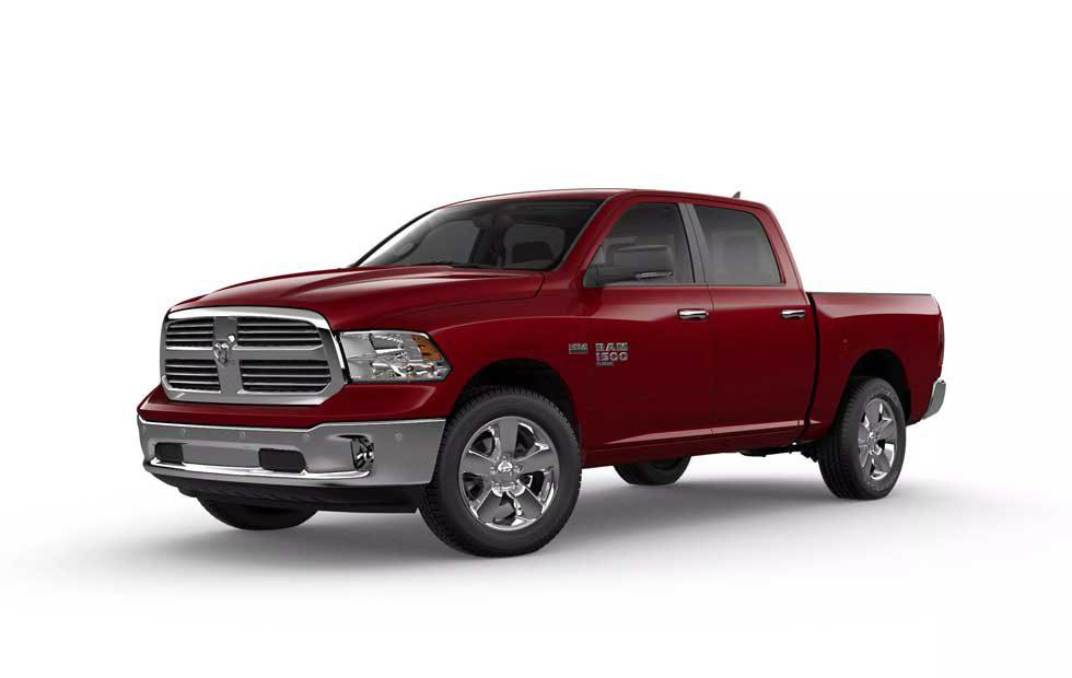 Ram 1500 Clic Is The Old Body Style Ing Alongside