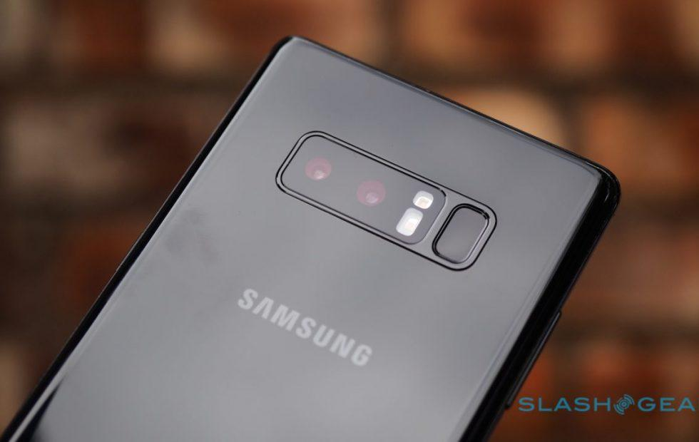Galaxy Note 9 release date and Camera bump tipped