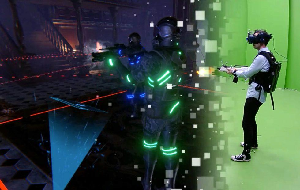 """This zombie-filled """"Holodeck"""" VR game is unexpectedly addictive"""
