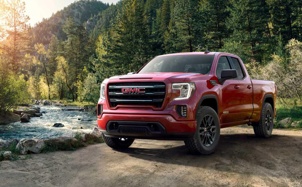2019 GMC Sierra Elevation offers all-new 2.7L turbo engine