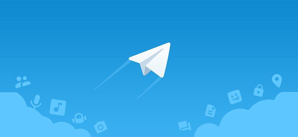 Apple lifts Telegram block