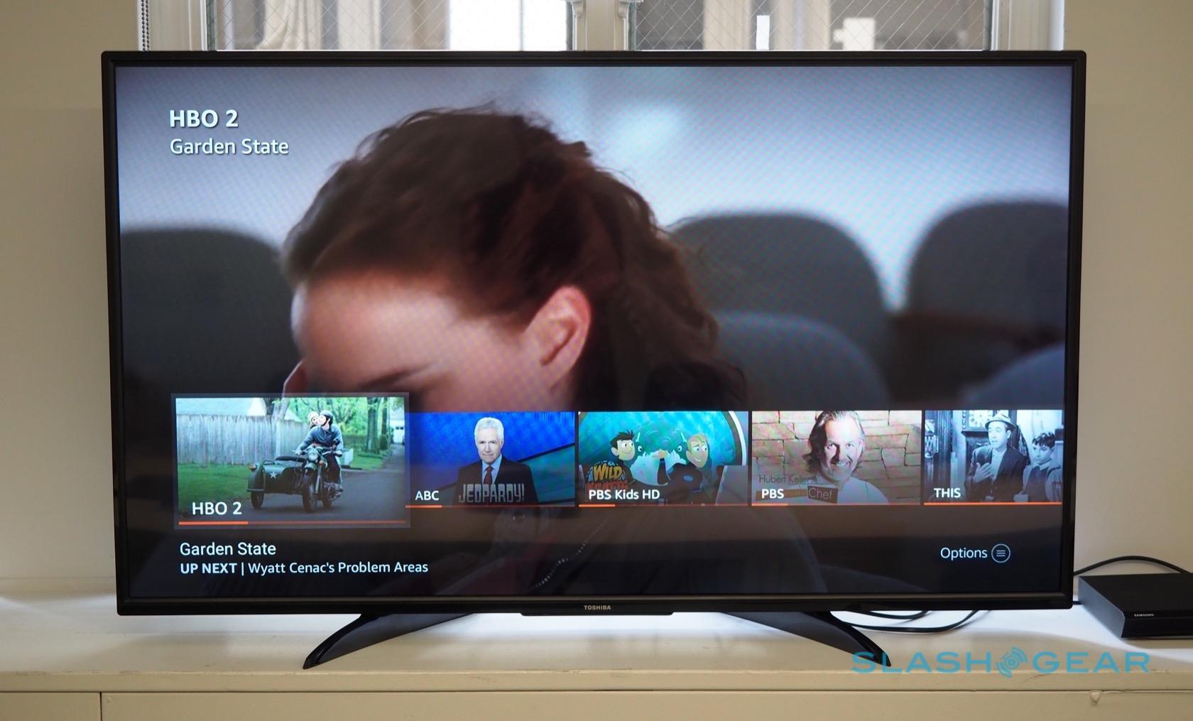Toshiba's Fire TV Edition hands on: Alexa-smart TV ships