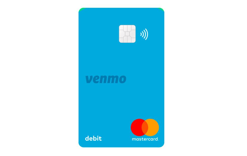 Venmo debit card is a physical option for real world payments