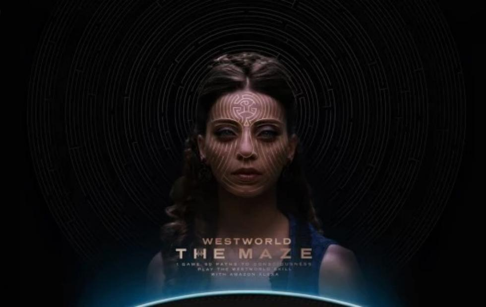 Westworld: The Maze is an Alexa choose your own adventure game