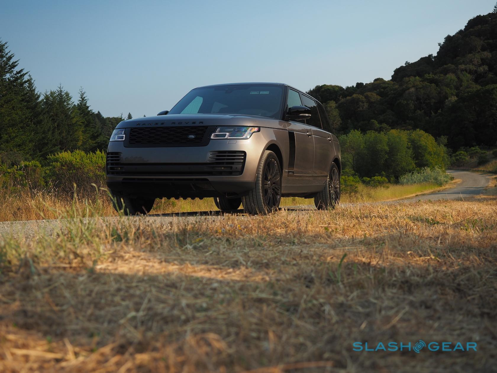 The 2018 Range Rover Supercharged LWB is SUV royalty - SlashGear