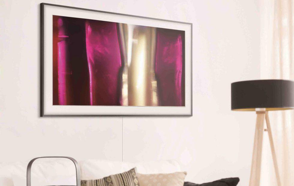 Samsung's The Frame 2018 gets more art and smarter TV