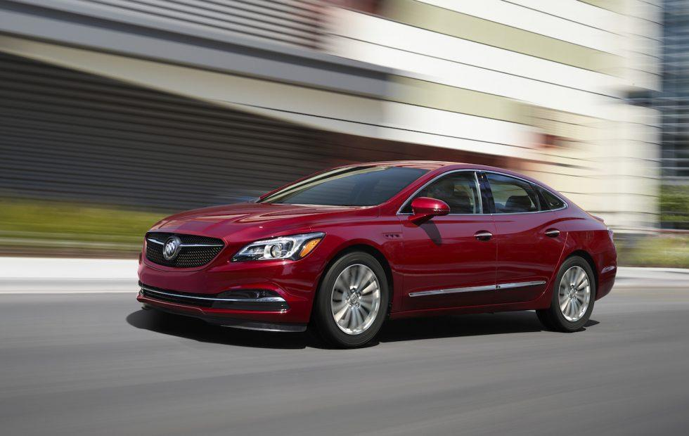 2019 Buick LaCrosse Sport Touring gives sedan some new style