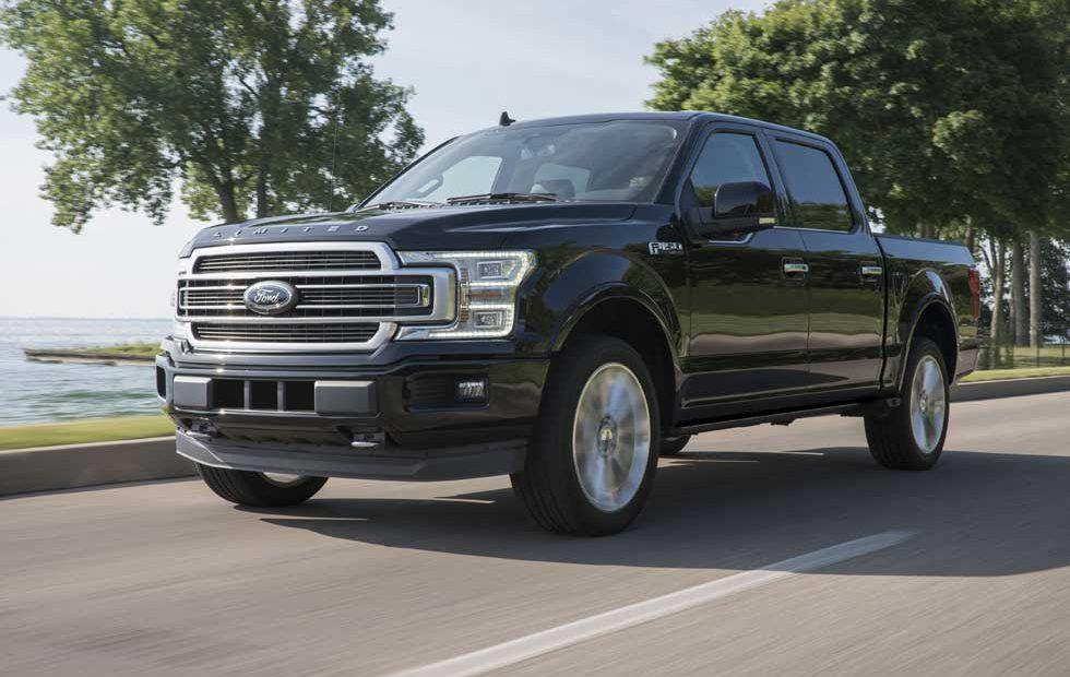 2019 F-150 Limited gains Raptor 3.5L EcoBoost engine