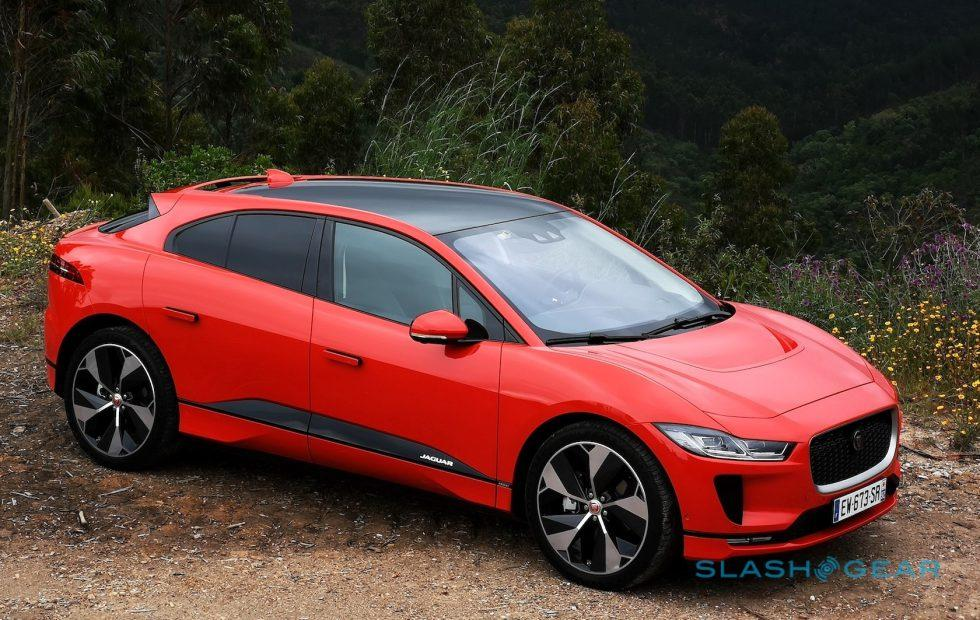 2019 Jaguar I-PACE first-drive review: The go-anywhere EV