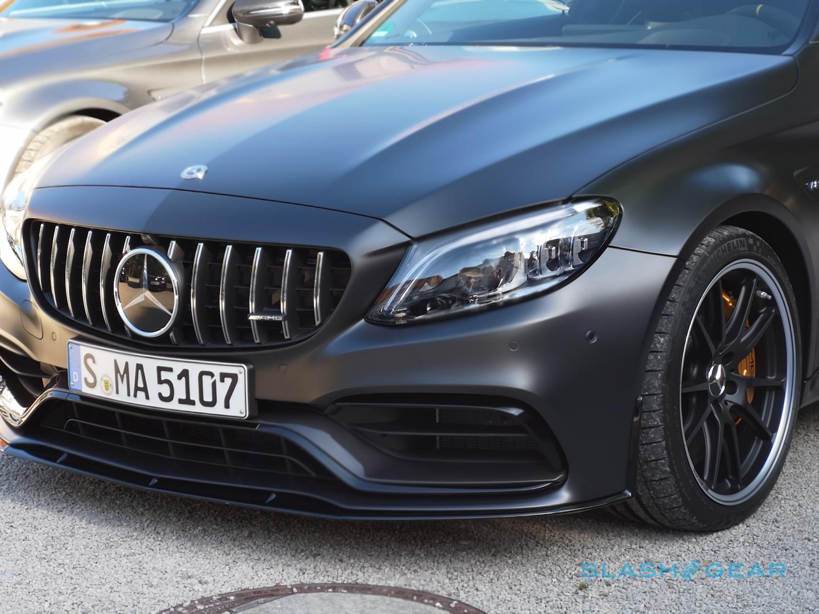 2019 Mercedes Amg C63 S First Drive 503hp Of Raw Emotion Slashgear