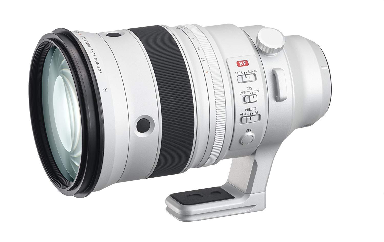 Fujifilm's 5 new lenses include a groundbreaking F1 0 prime - SlashGear