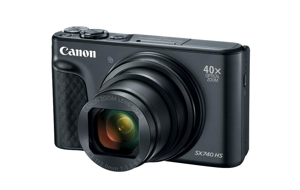 Canon PowerShot SX740 HS brings 4K to affordable compacts