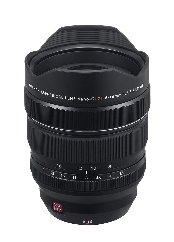 Fujifilm's 5 new lenses include a groundbreaking F1 0 prime