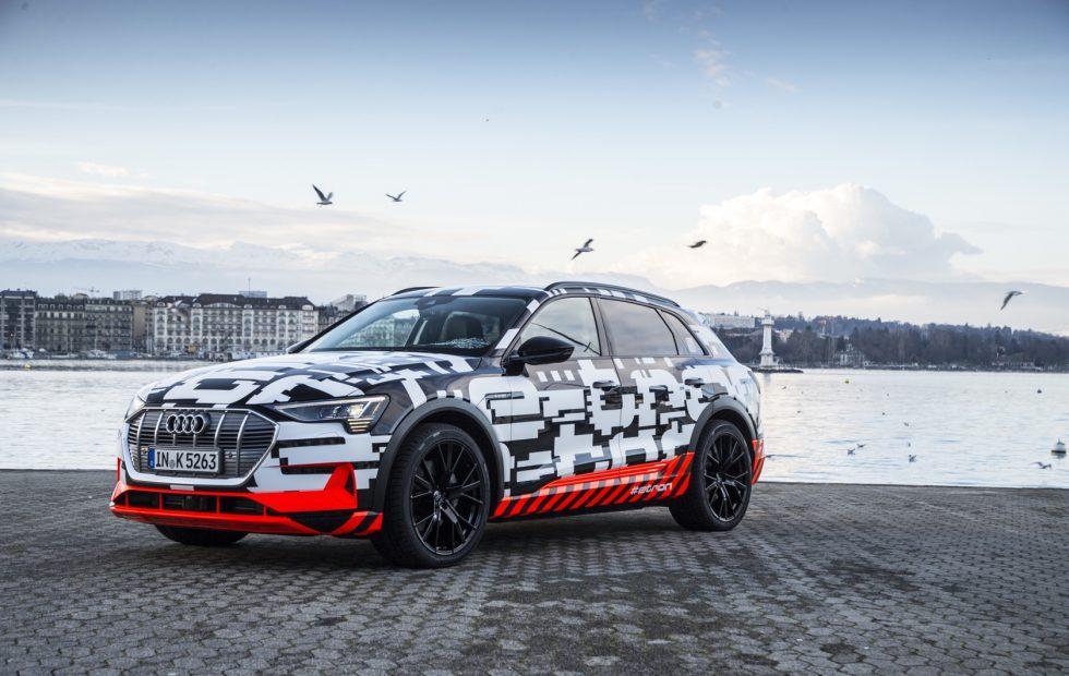 2020 Audi e-tron Gallery