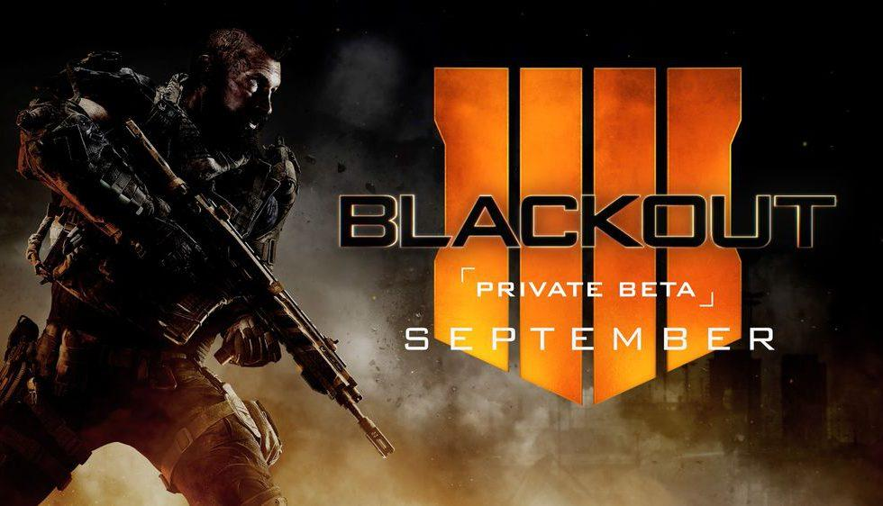 Black Ops 4 multiplayer and Blackout beta release dates detailed