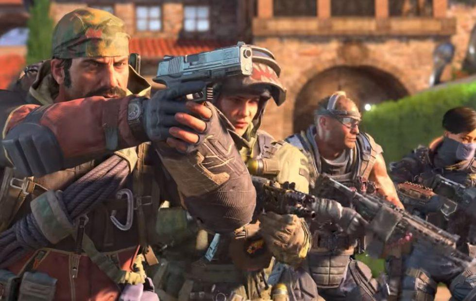 Black Ops 4 multiplayer beta trailer offers a peek at Blackout battle royale