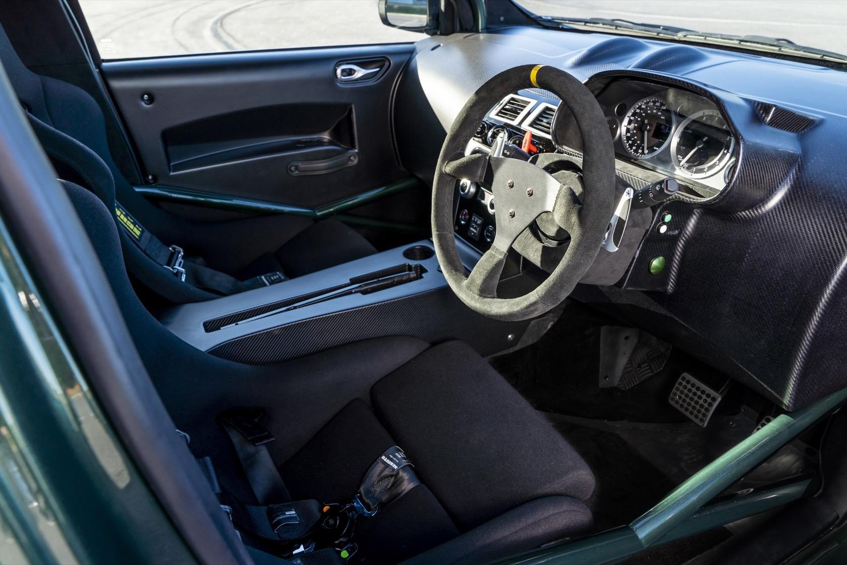 Aston Martin Made A 430hp City Car And We Re In Love Slashgear