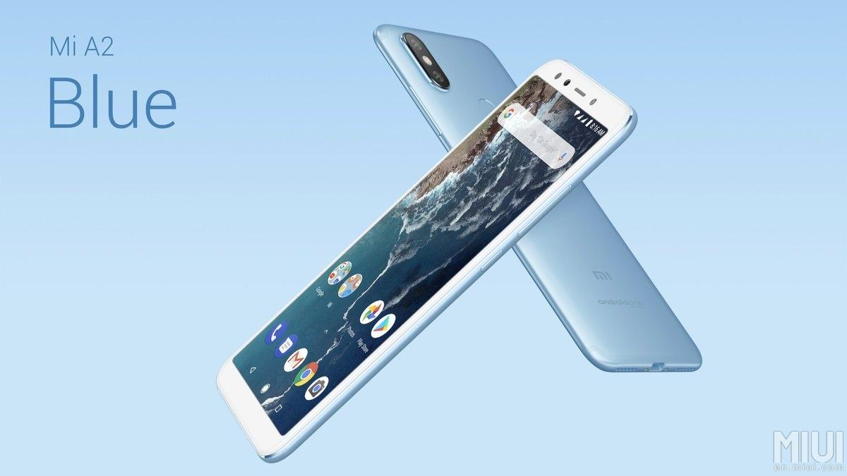 Xiaomi Mi A2 and Lite official: AI Selfie Master - SlashGear