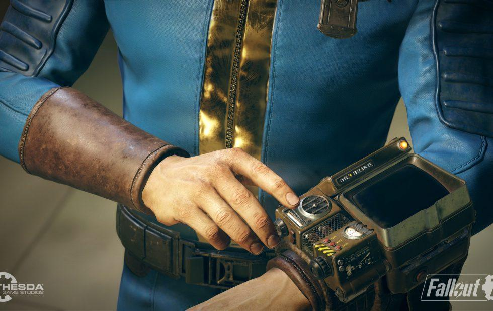 Fallout 76 cross-play bad news is all Sony's fault says Bethesda director