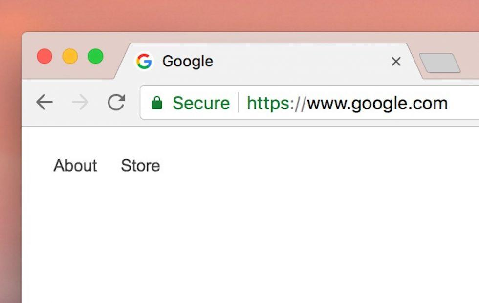 Chrome just dropped a bomb on unencrypted websites