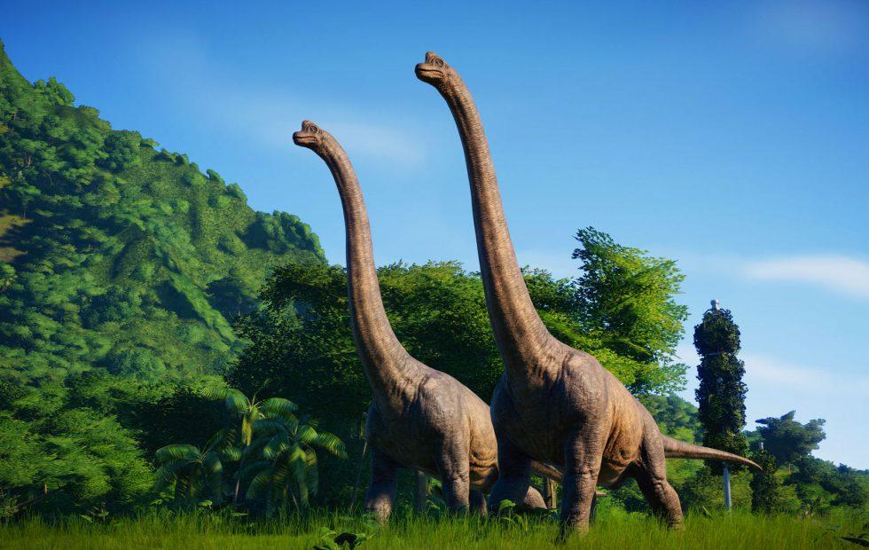 Jurassic World Evolution is so close to being the game I've waited years for
