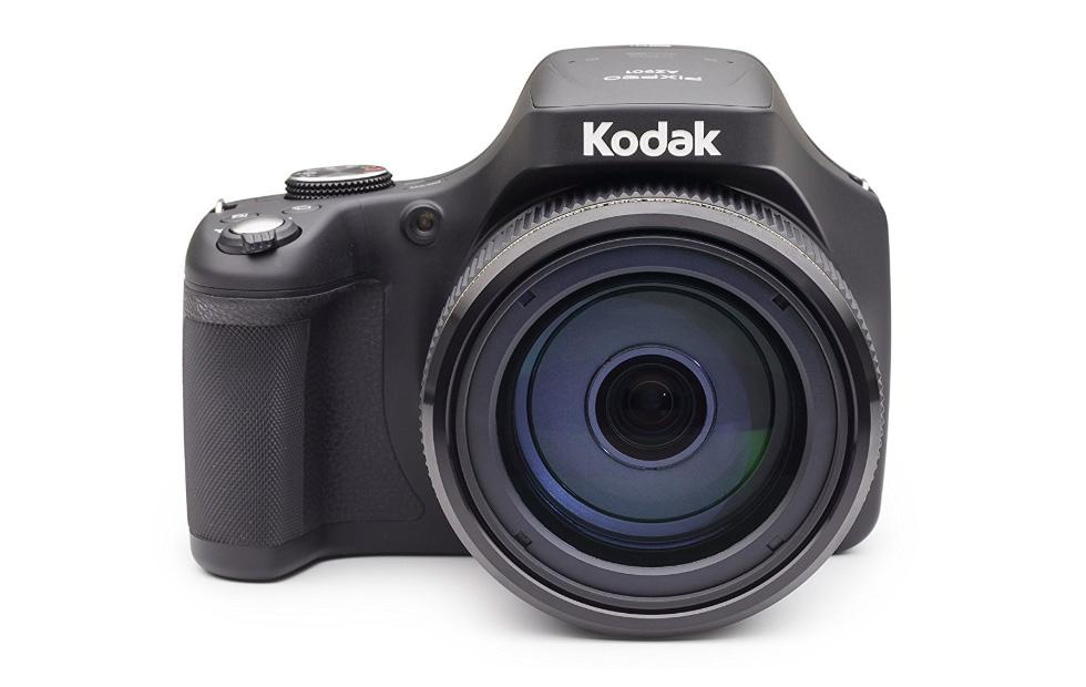 Kodak Pixpro AZ901 Astro Zoom 90x super-zoom camera now available