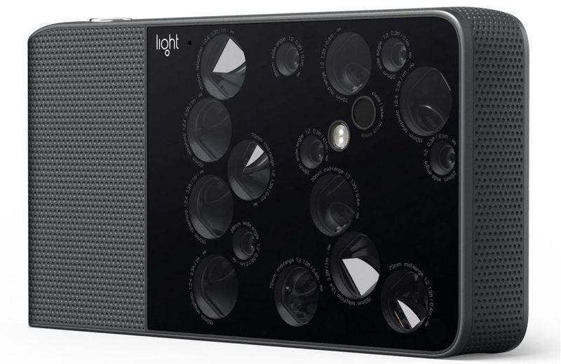 16-lens camera maker Light developing 9-lens smartphone