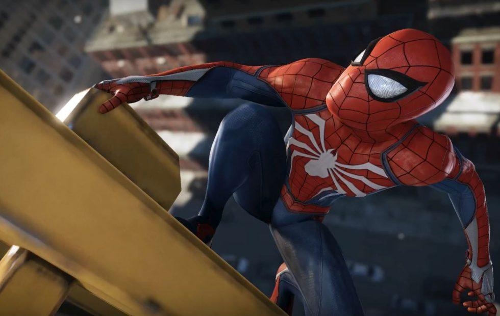 Marvel's Spider-Man for PS4 has gone gold