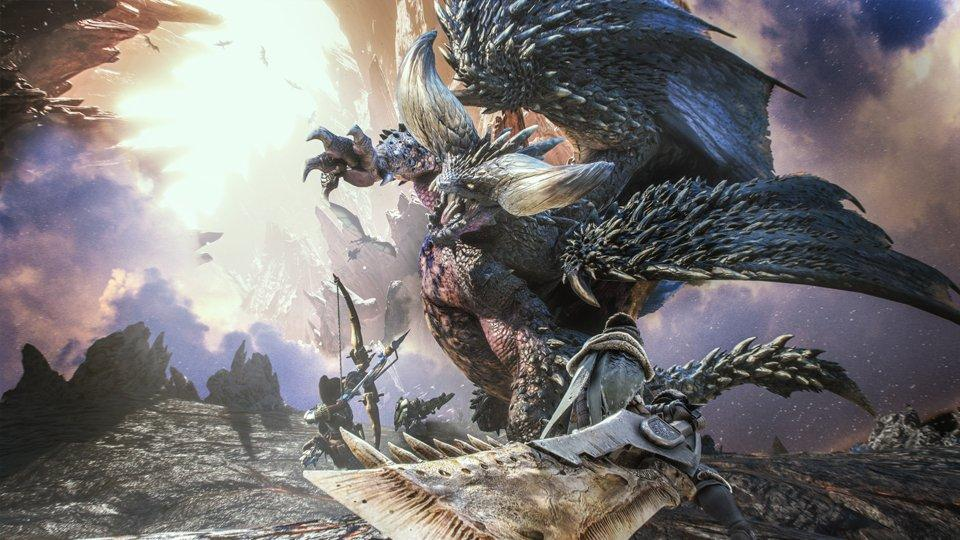 Monster Hunter: World PC release date and specifications revealed